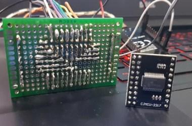 MCP23017 com ESP32