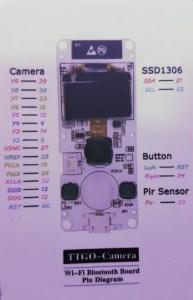 TTGO T-Camera