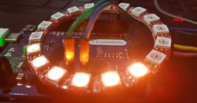 NeoPixel com Arduino