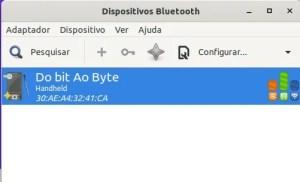 bluetooth no ESP32 - Do bit Ao Byte