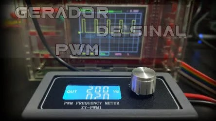 Gerador de sinal PWM