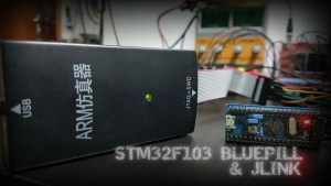 SWD no STM32F103
