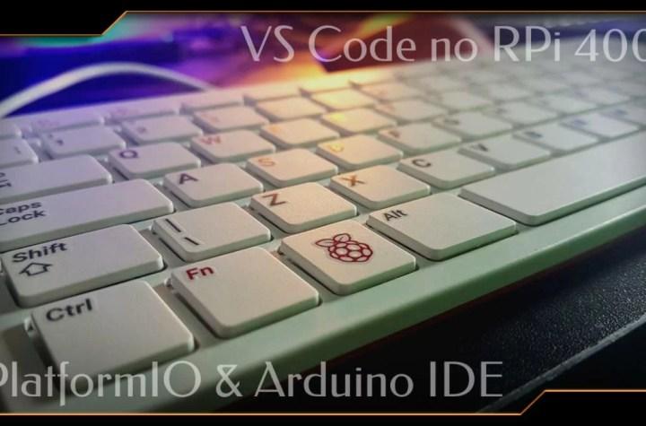 Como programar no Raspberry Pi 400