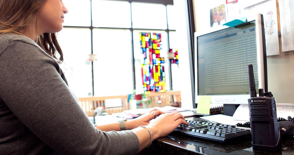 RVA50 Comunicación Instantánea para su Empresa