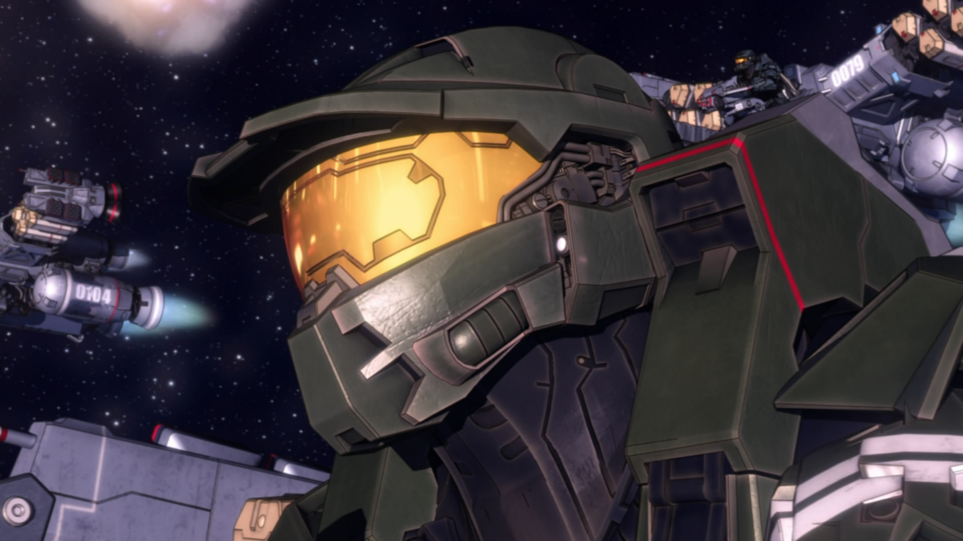 Halo Legends Review