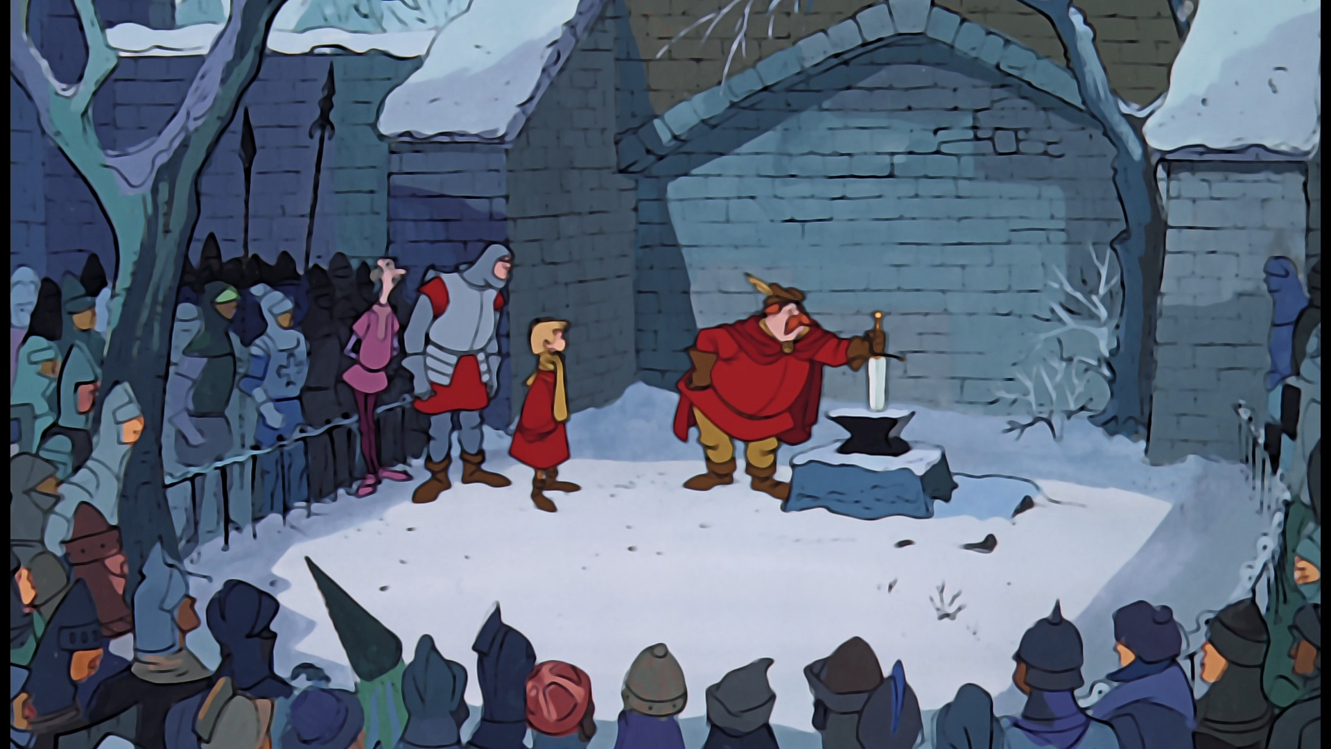 The Sword In The Stone 50th Anniversary Edition Blu Ray Review