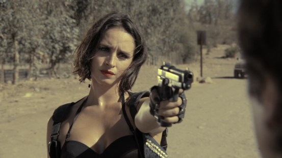 I wouldn't trust her not to shoot @ 37:17
