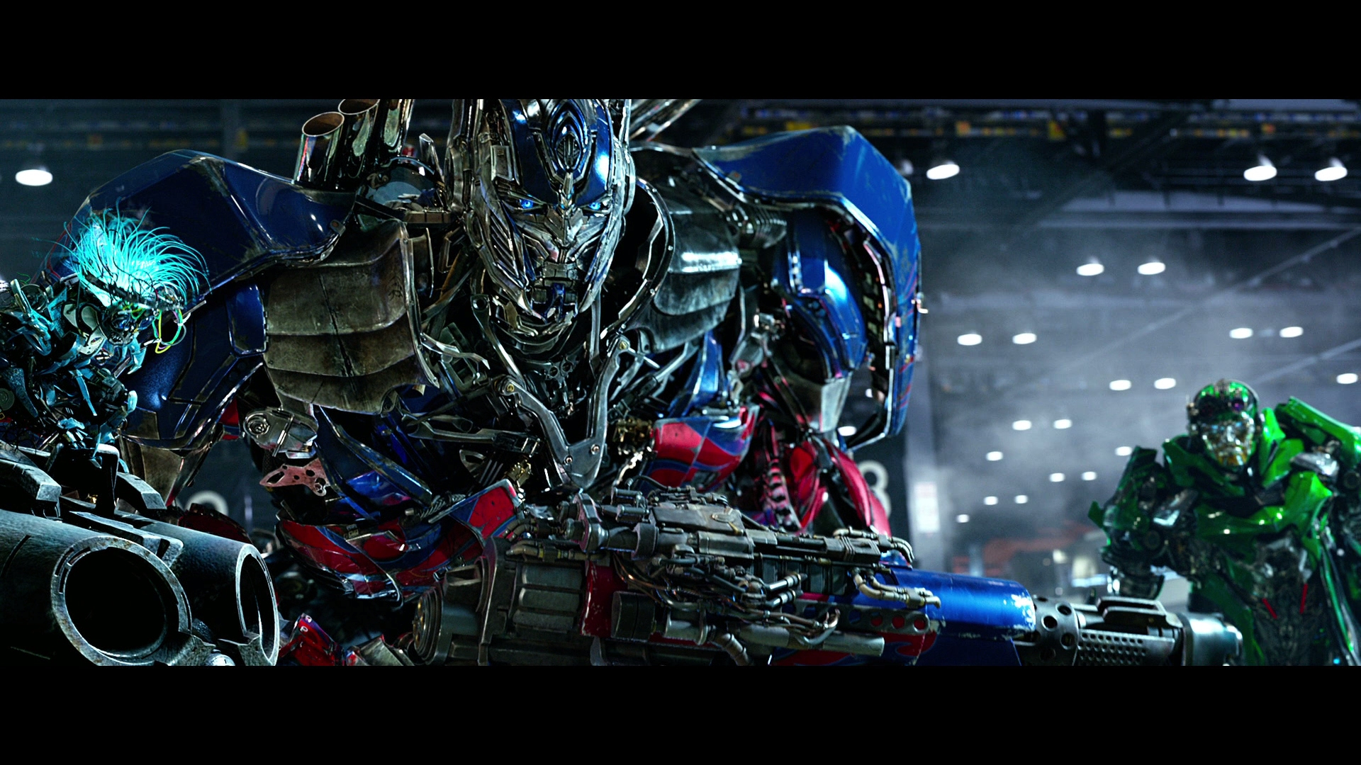 Transformers: Age of Extinction 3D Blu-ray Review - DoBlu ...