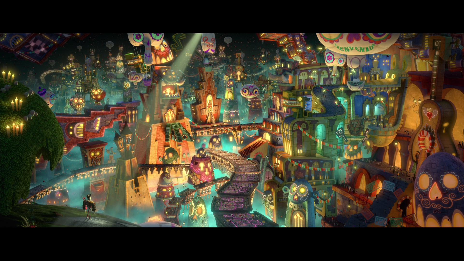 The Book Of Life 3d Blu Ray Review