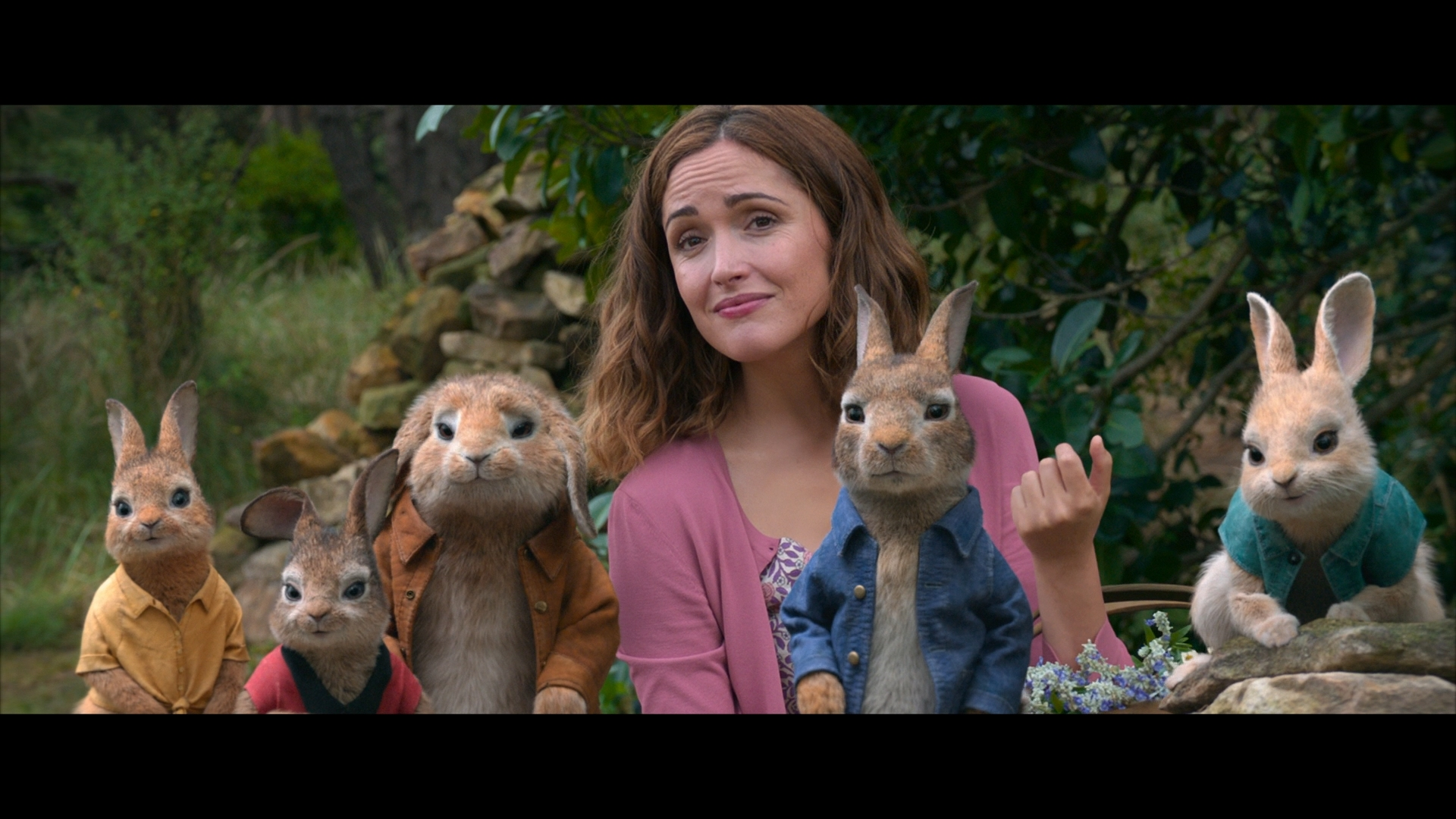 Peter Rabbit 4K UHD Blu-ray Review
