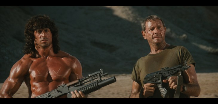 rambo iii 3 4k uhd screen shot image