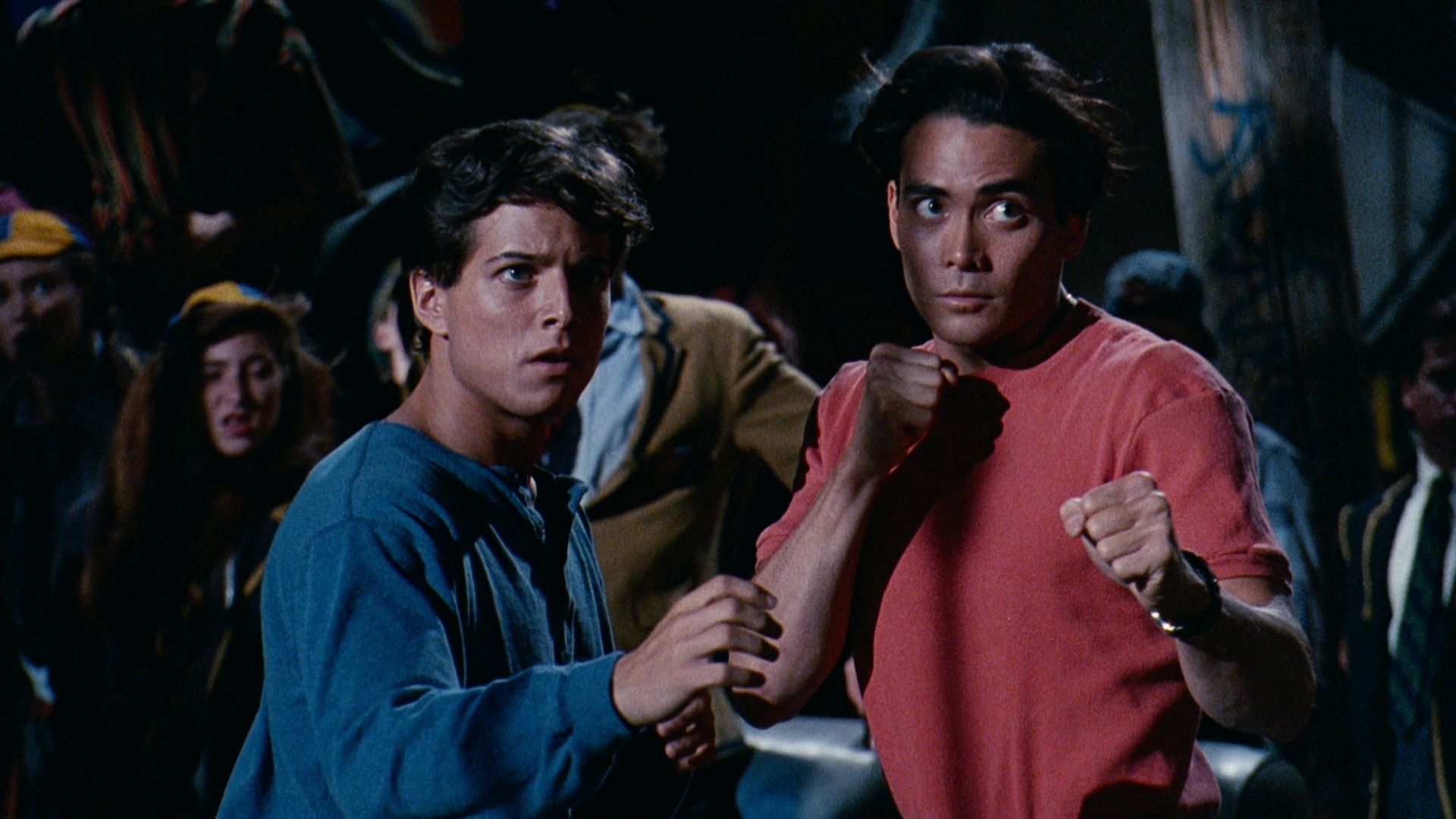 Double Dragon Blu Ray Review