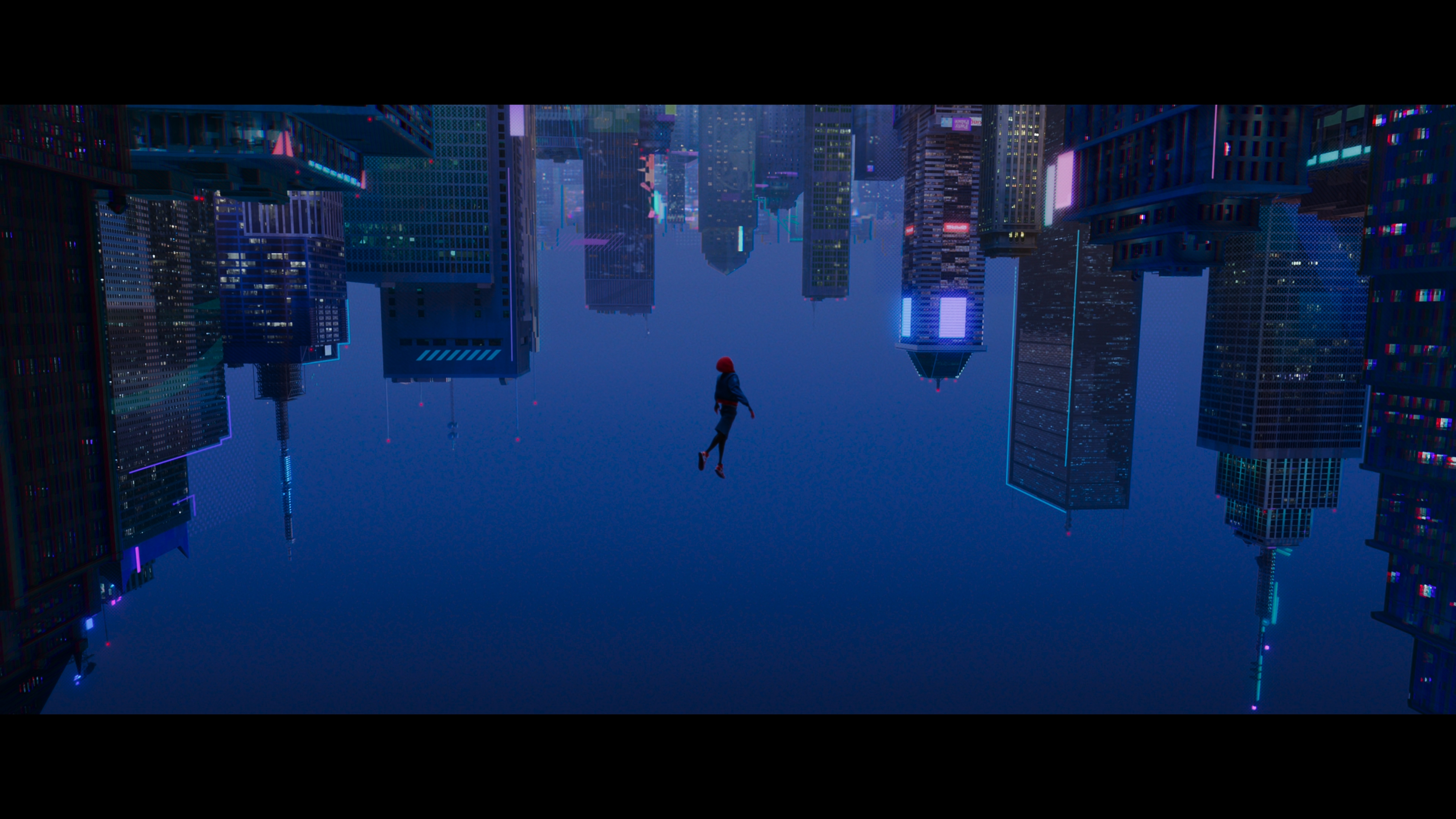 Spider Man Into The Spider Verse 4k Uhd Blu Ray Review
