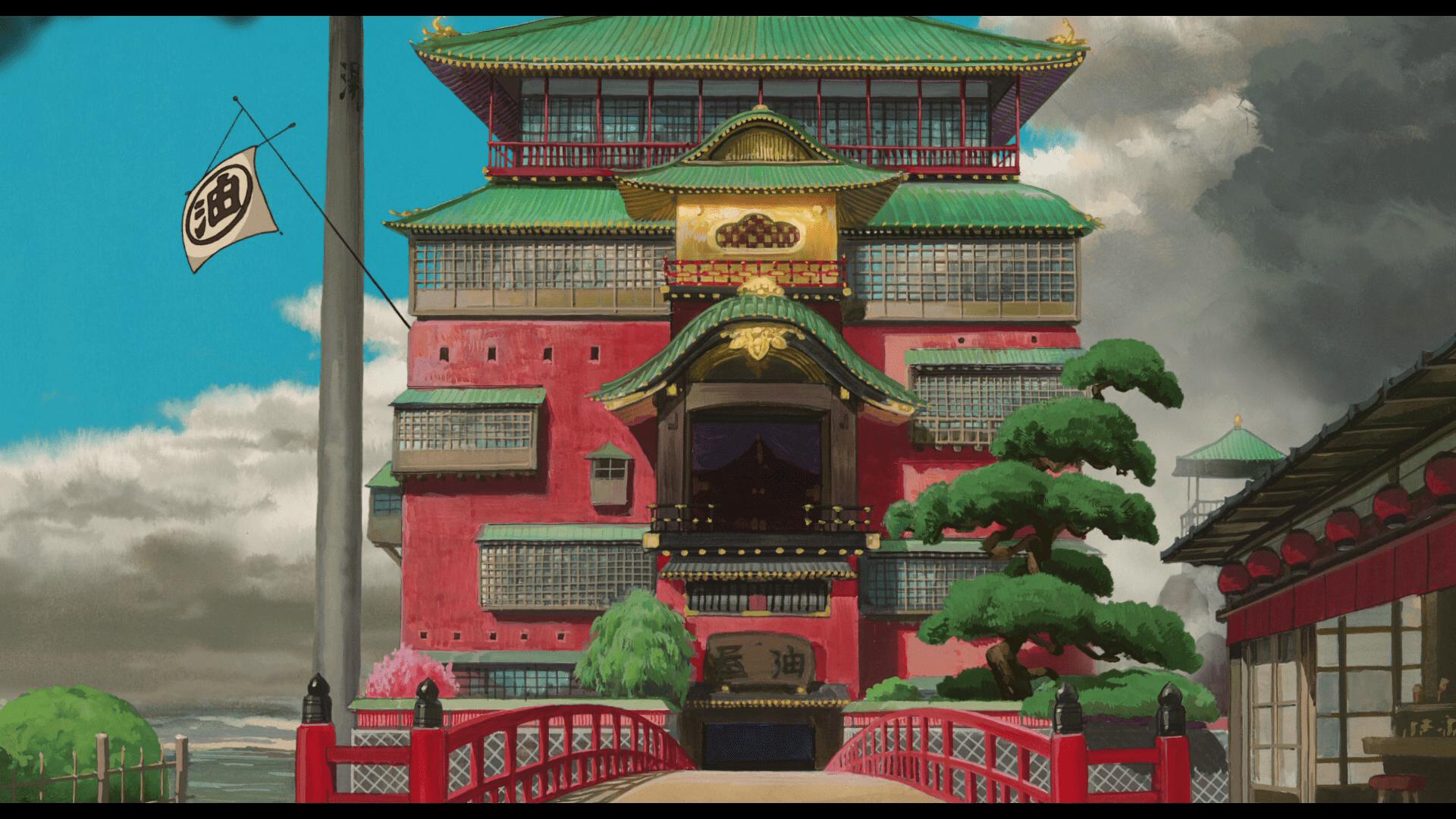 Spirited Away Collector S Edition Blu Ray Review With Hd Screen Shots