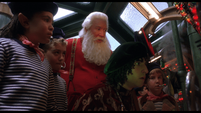 The Santa Clause 2 Blu-ray screen shot