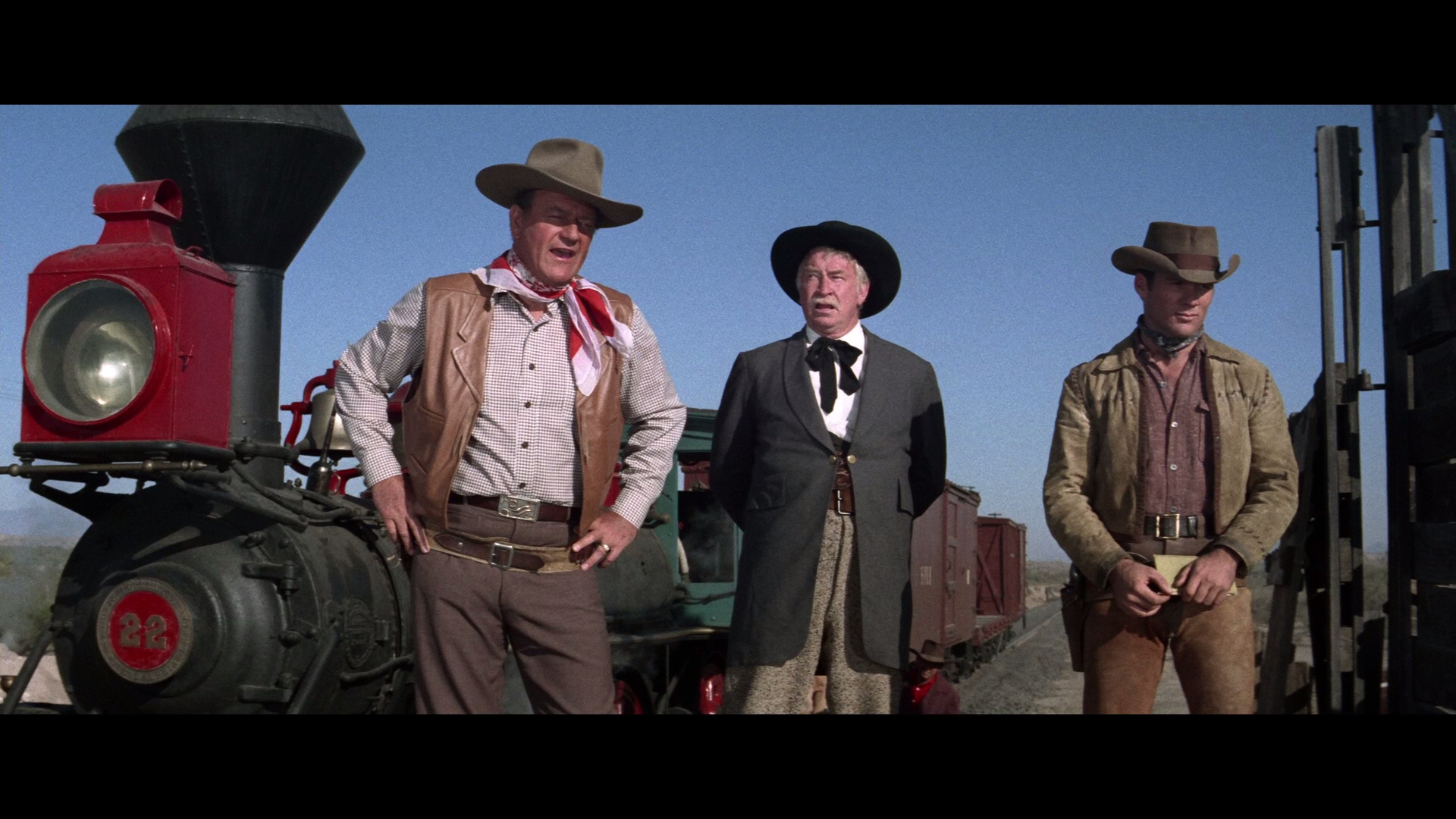 McLintock! Authentic Collector's Edition Blu-ray Review