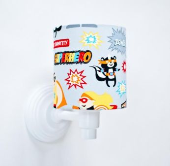 Kinkiet Superbohaterowie Lamps&Co