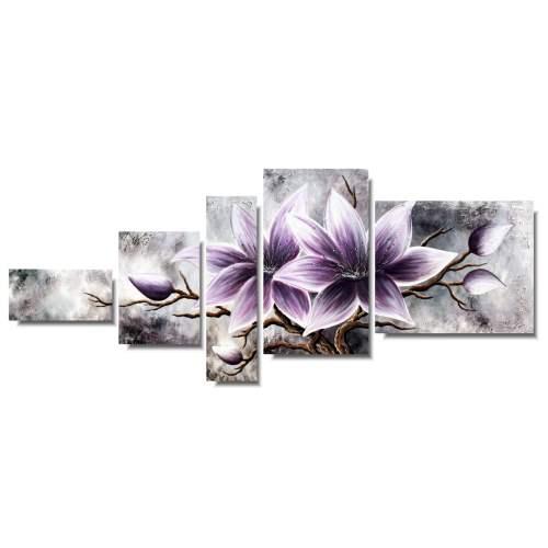 Kwiaty obrazy 1090AB