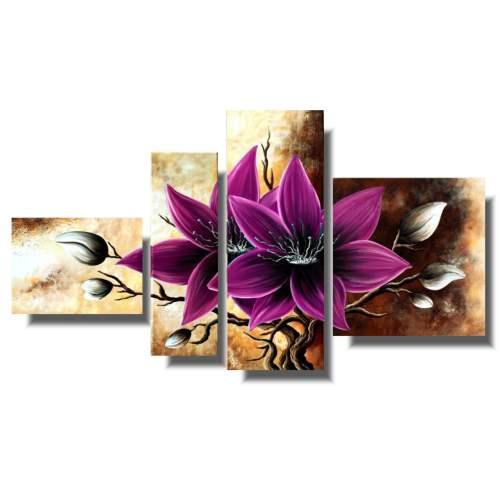 kwiaty obrazy 1092CB