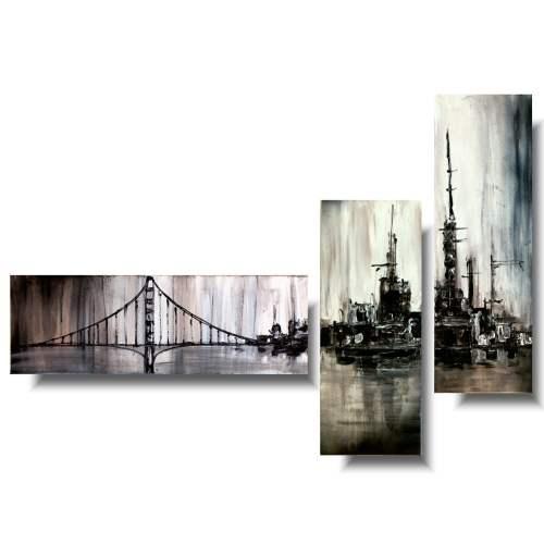 Obrazy w częściach architektura