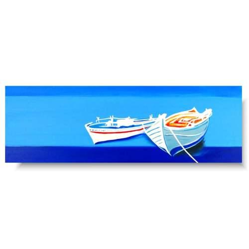 Obraz na lato wakacje nad morzem