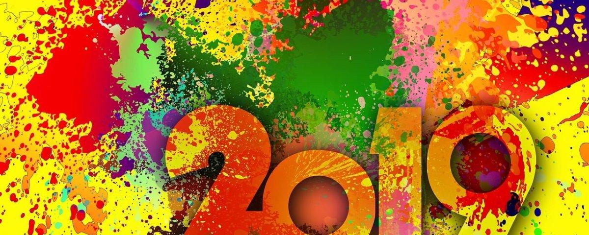 Tradycyjne życzenia noworoczne na Nowy Rok 2019