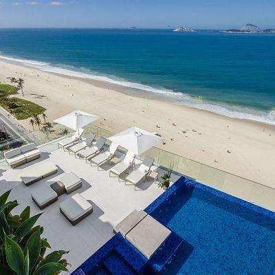 Rio Champions Parade Package Praia Ipanema Hotel 4 Stars
