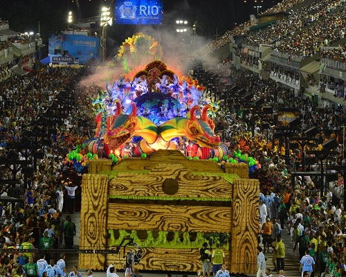 rio carnival packages