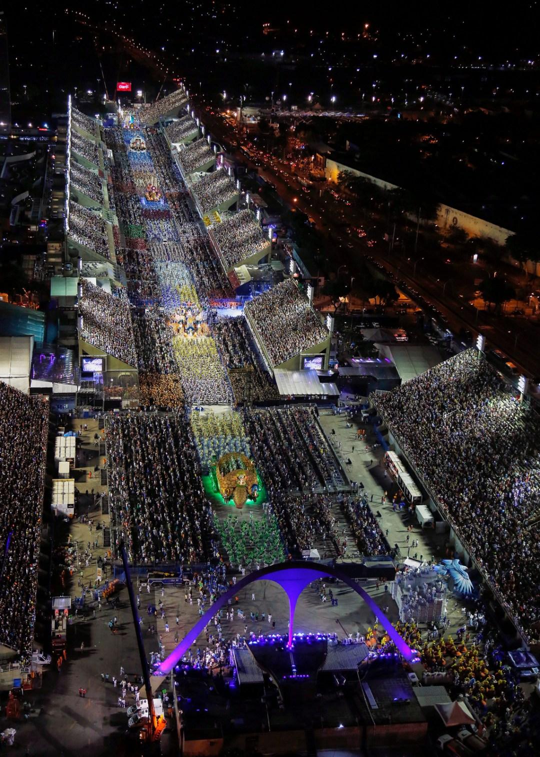 Rio Carnival Parade Tickets