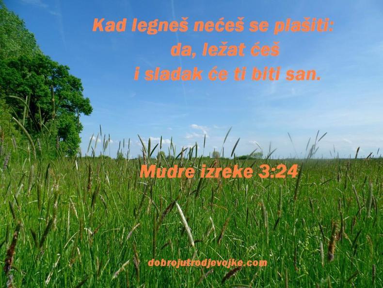 Mudre izreke 3-24