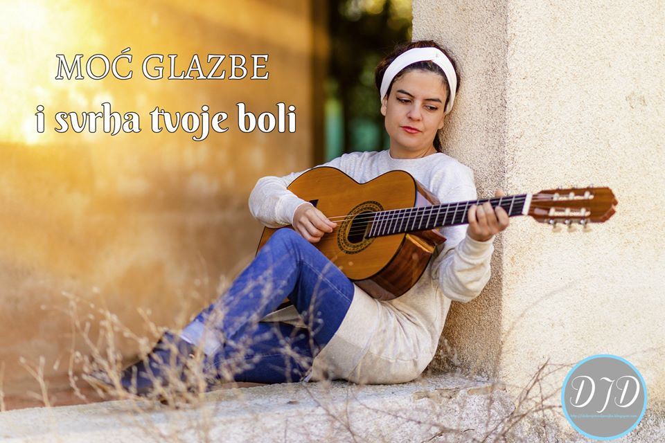 Moć glazbe i svrha tvoje boli
