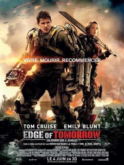 Edge of Tomorrow-affiche