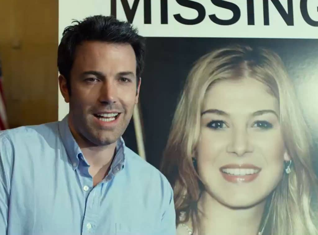 Ben Affleck, extrait de Gone Girl (Twentieth Century Fox)