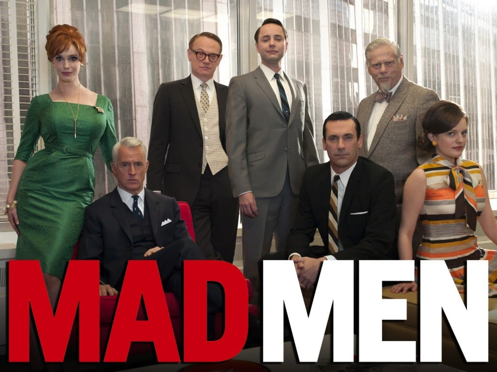 série TV culte Mad Men