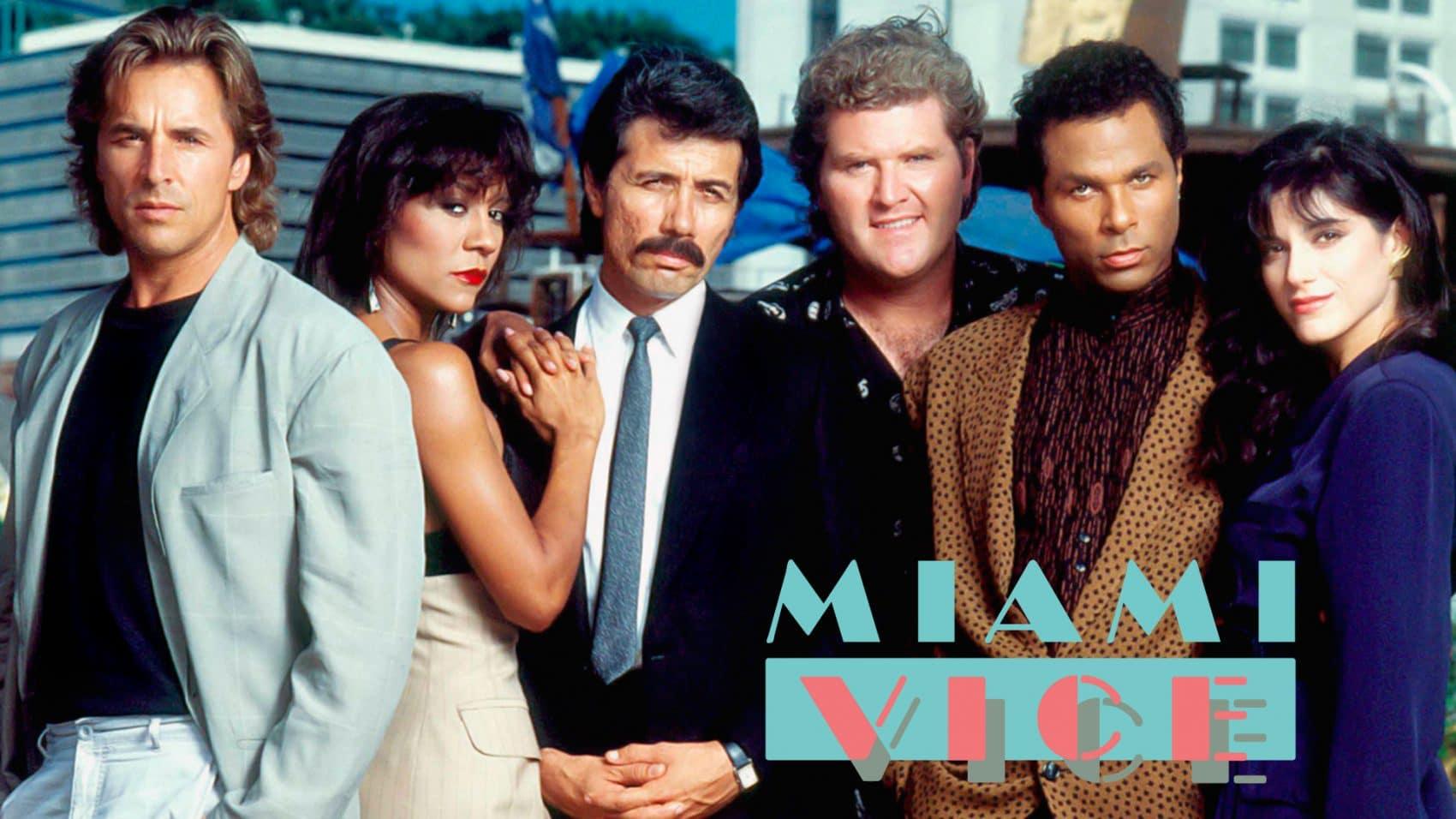 série TV culte miami vice