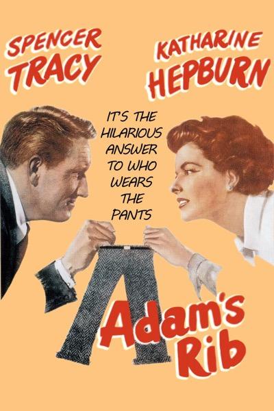ADAM'S RIB (1949)-Cukor