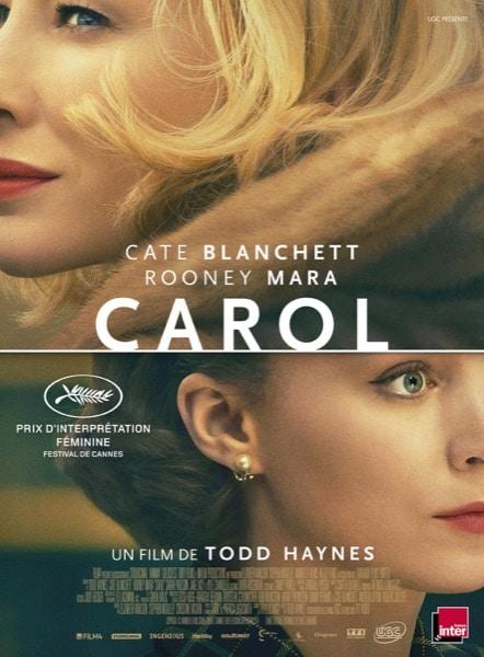 Carol affiche du film