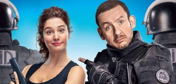 Box Office France - Cumul - Juillet 2017