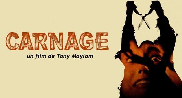 Carnage de Tony Maylam