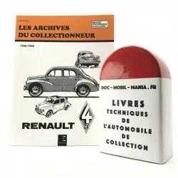 Renault 4cv Manuel De Reparation Mr Et Pr
