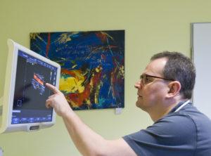 Vorsorgeuntersuchung mit Ultraschall