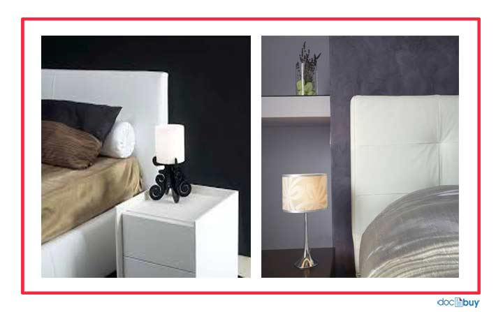 Lampade da notte e abatjour per la tua camera da letto, tante soluzioni