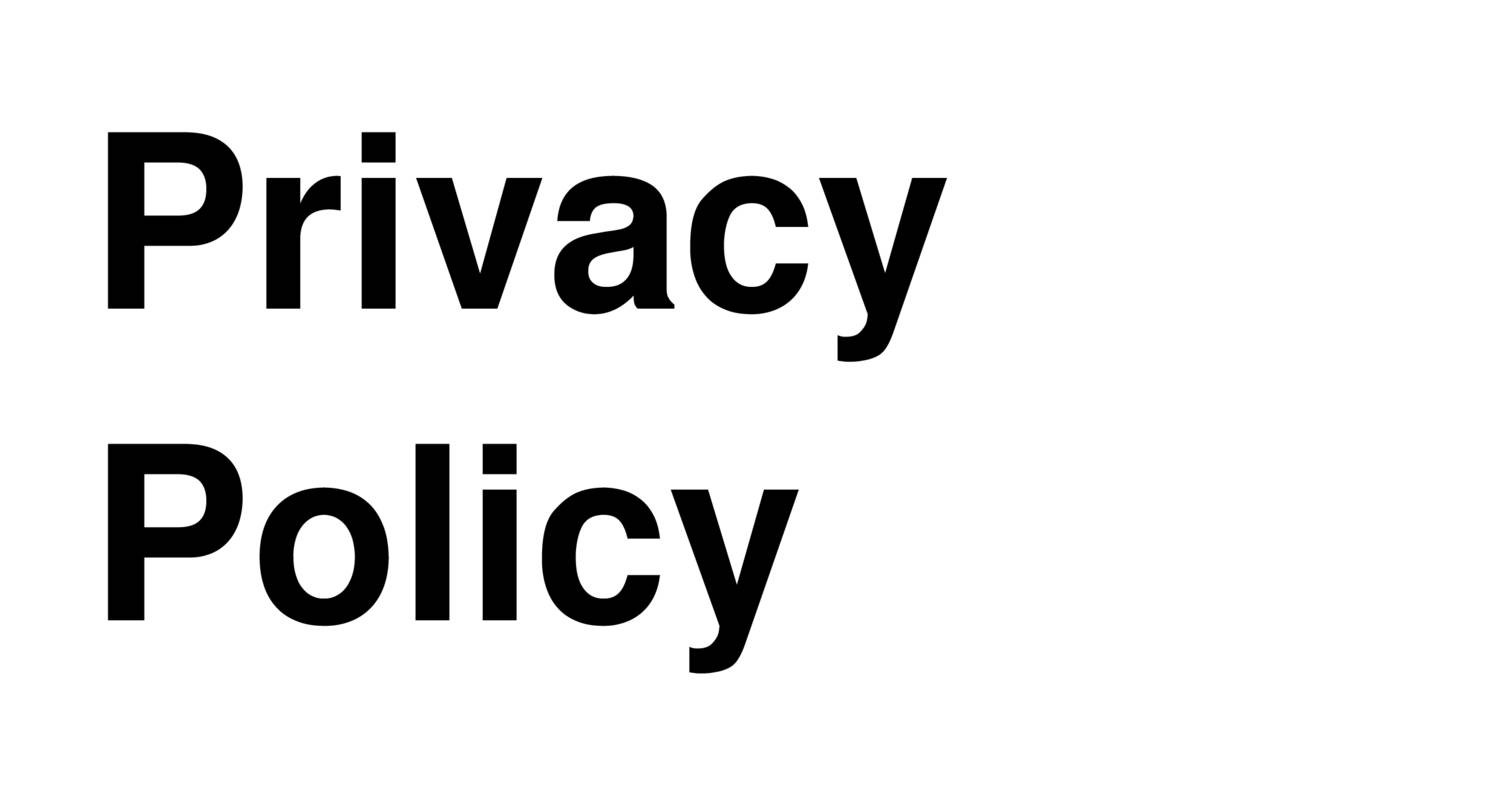 Termsfeed Privacy Policy English