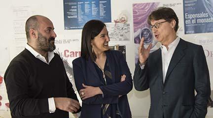 notas  Roberto Abbado y Fabio Biondi asumen la dirección musical del Palau de les Arts
