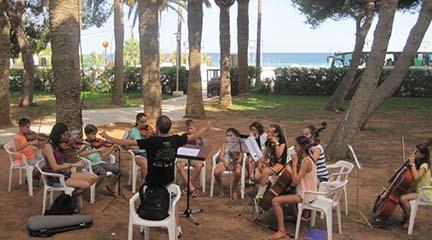 cursos de verano  IV Curso de Música Internacional de Benicàssim