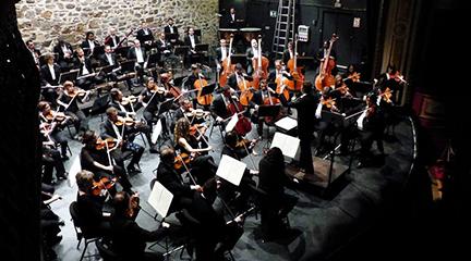 pruebas de acceso  Audiciones de la Orquesta de Extremadura para selección de trompa solista y violonchelo ayuda de solista