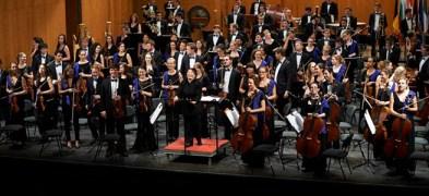 pruebas de acceso Audiciones de la Joven Orquesta de la Unión Europea