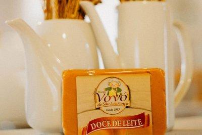 delicioso e ideal para vários recheios