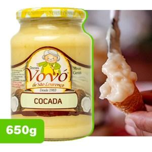 A melhor receita de doce com coco pertence a vovó