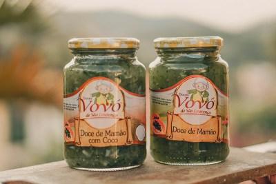 A melhor receita de doce de mamão verde